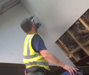 Plasterboard and Works